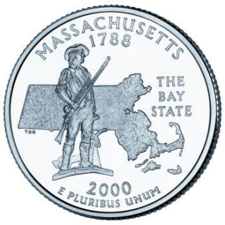 The Massachusetts State Quarter
